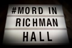 Mord in Richman HAll - Krimi-Event für Zuhause